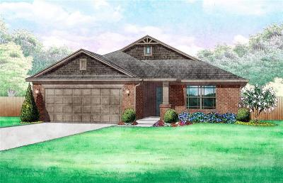 Norman Single Family Home For Sale: 2516 Trailwood Drive