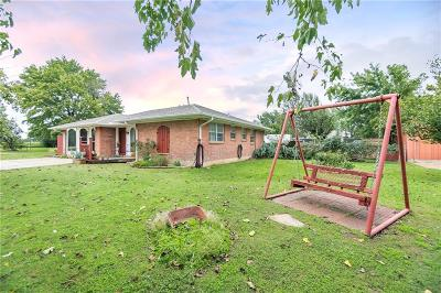 Oklahoma City Single Family Home For Sale: 5724 Runway Road