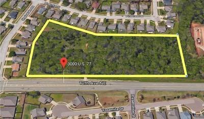 Norman Residential Lots & Land For Sale: 3000 12th Ave NE