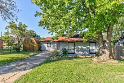 Edmond Single Family Home For Sale: 3013 E Noble Drive