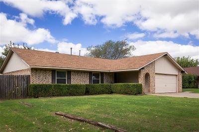 Altus Single Family Home For Sale: 501 Horizon