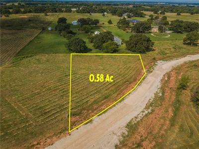 Blanchard Residential Lots & Land For Sale: Lot 2 Bridlewood
