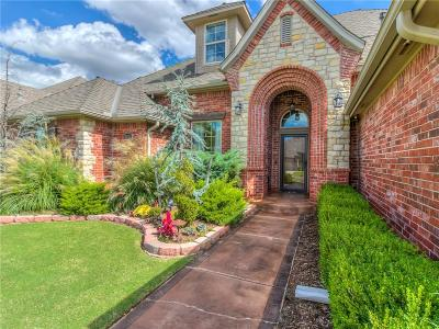 Edmond Single Family Home For Sale: 15524 Wood Creek Lane