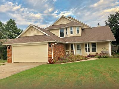 Norman Single Family Home For Sale: 1705 Oriole Ct