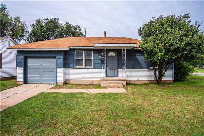 Oklahoma County Single Family Home For Sale: 2501 SW 45th Street