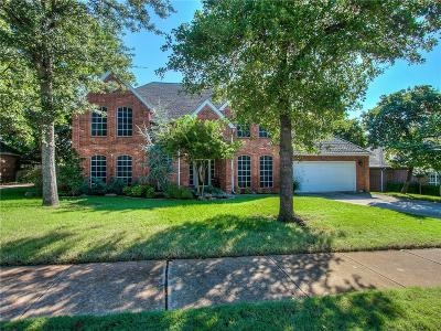 Edmond Single Family Home For Sale: 2432 Redvine Road