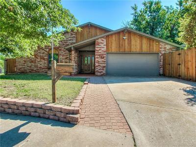 Oklahoma City Single Family Home For Sale: 7008 Landing Road