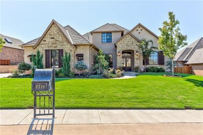 Edmond Single Family Home For Sale: 2716 Bison Drive