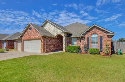 Oklahoma City Single Family Home For Sale: 1309 124th St.