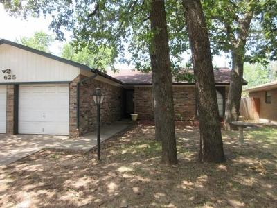 Oklahoma City Single Family Home For Sale: 625 Whispering Oaks Road