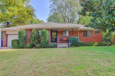 Norman Single Family Home For Sale: 1619 Franklin