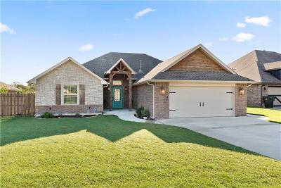 Choctaw Single Family Home For Sale: 2110 Brook Drive