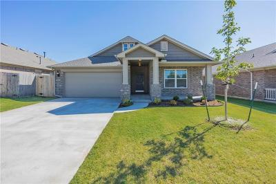 Yukon Single Family Home For Sale: 3516 Slate River Drive