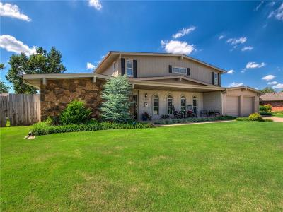 Single Family Home For Sale: 8809 Lakeaire Drive