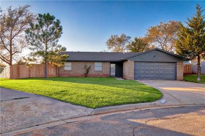 Elk City Single Family Home For Sale: 115 Coral