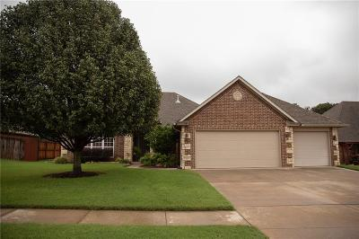 Blanchard OK Single Family Home For Sale: $211,000