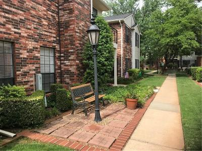 Oklahoma City Condo/Townhouse For Sale: 6325 N Villa #104