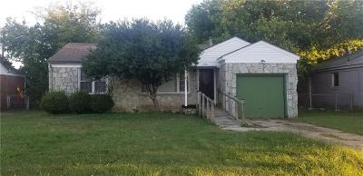 Oklahoma City Single Family Home For Sale: 2920 W Fairfield