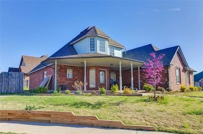 Moore Single Family Home For Sale: 1009 Summer Hill