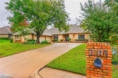 Edmond Single Family Home For Sale: 2104 Timberdale Drive
