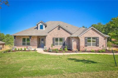 Choctaw Single Family Home For Sale: 5409 Courtland Lane