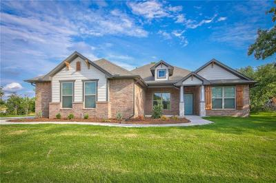 Choctaw Single Family Home For Sale: 5600 Courtland Lane