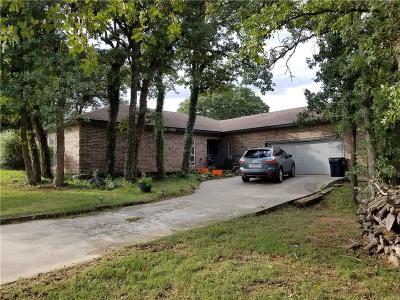 Anadarko Single Family Home For Sale: 613 Jackson Drive