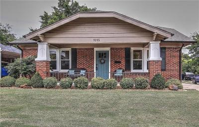 Oklahoma City Single Family Home For Sale: 1015 NW 35th Street
