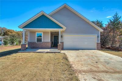Guthrie Single Family Home For Sale: 9548 Prairie Dog Drive
