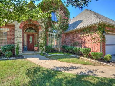 Edmond Single Family Home For Sale: 4103 Riva Ridge Court