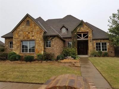 Single Family Home For Sale: 15301 Kestral Lake Drive