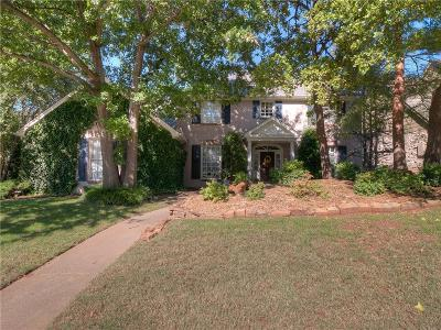Edmond Single Family Home For Sale: 1505 Peachtree Court