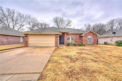 Noble Single Family Home For Sale: 418 Bent Tree Road