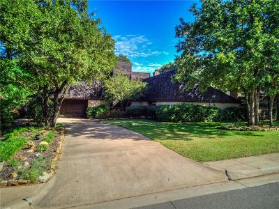 Edmond Single Family Home For Sale: 1700 Sandpiper