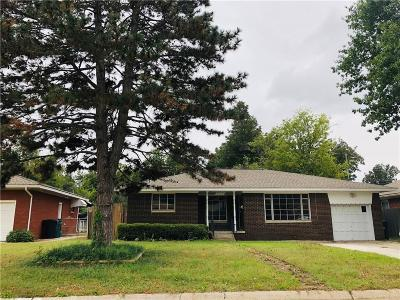 Oklahoma City Single Family Home For Sale: 4204 NW 22nd Street