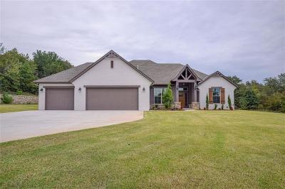 Choctaw Single Family Home For Sale: 17955 Tall Oak Road