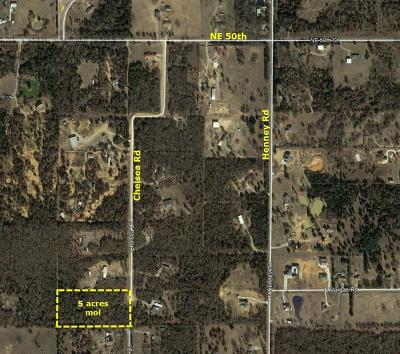 Canadian County, Oklahoma County Residential Lots & Land For Sale: 4501 N Chelsea