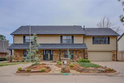 Norman Single Family Home For Sale: 2116 Parkland Way
