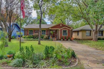 Norman Single Family Home For Sale: 1106 W Symmes