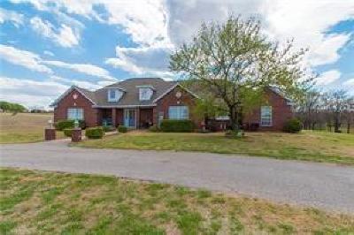Blanchard OK Single Family Home For Sale: $259,900