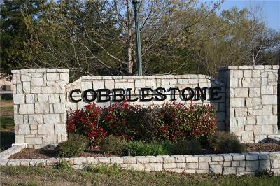 Residential Lots & Land For Sale: Cobblestone Drive