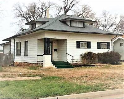 Oklahoma City Single Family Home For Sale: 1137 NW 26th Street