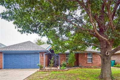 Oklahoma City Single Family Home For Sale: 5213 SE 88th Street