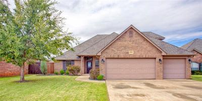 Edmond Single Family Home For Sale: 2925 Firewheel Road