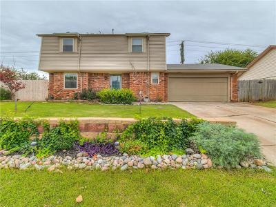 Oklahoma City Single Family Home For Sale: 8608 NW 86th Street