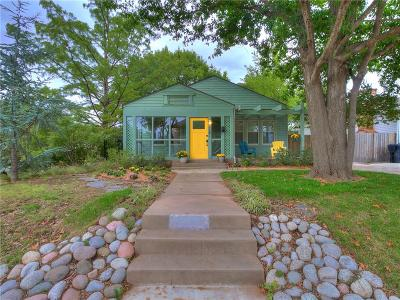 Oklahoma City Single Family Home For Sale: 1141 NW 32nd Street