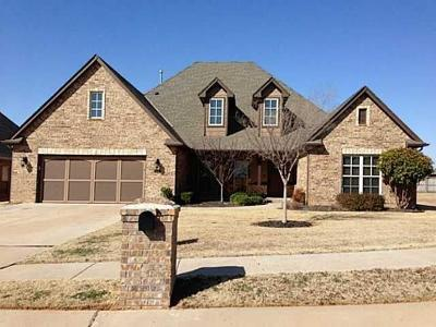 Edmond Single Family Home For Sale: 2117 Newbrook