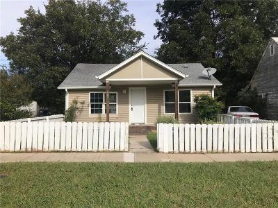 Norman Single Family Home For Sale: 609 E Eufaula Street