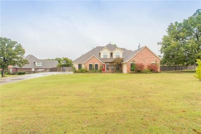 Choctaw Single Family Home For Sale: 14270 Whippoorwill Vista