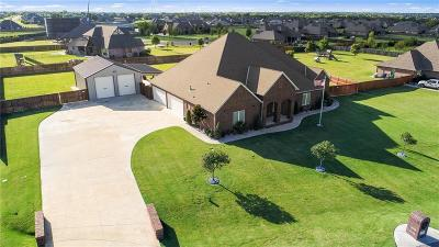 Oklahoma City Single Family Home For Sale: 11809 Tuscany Ranch Road